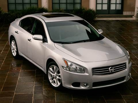 2011 Nissan Maxima Pricing Ratings & Reviews