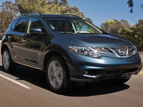 Captivating 2011 Nissan Murano