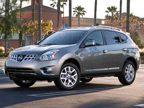 2011 Nissan Rogue SV Sport Utility 4D  photo
