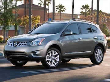 2011 Nissan Rogue Pricing Ratings Reviews Kelley Blue Book