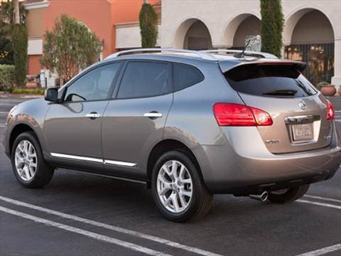 2011 nissan rogue s sport utility 4d pictures and videos kelley blue book. Black Bedroom Furniture Sets. Home Design Ideas