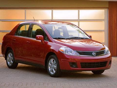 Captivating 2011 Nissan Versa