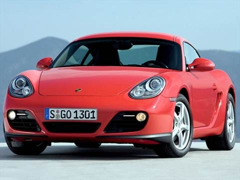 2011 Porsche Cayman Coupe 2D  photo