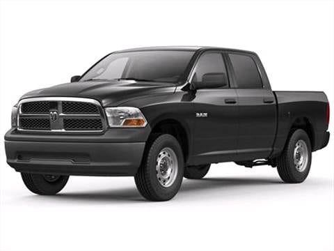 2011 dodge power wagon towing capacity