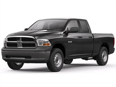 2011 Ram 1500 Quad Cab ST Pickup 4D 6 1/3 ft  photo