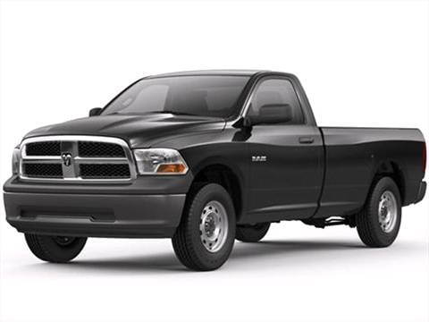 2011 Ram 1500 Regular Cab ST Pickup 2D 6 1/3 ft  photo
