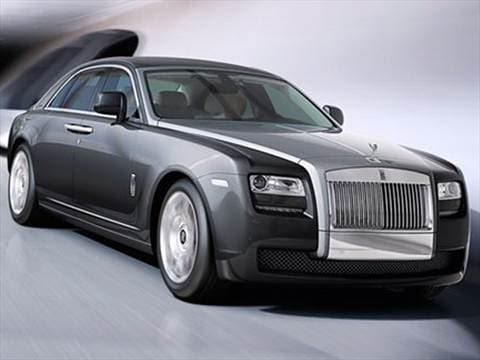 2011 Rolls-Royce Ghost Sedan 4D  photo