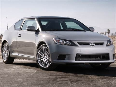 2011 Scion Tc Pricing Ratings Amp Reviews Kelley Blue Book