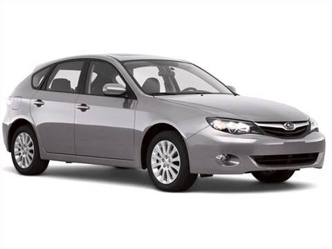 2011 Subaru Impreza Pricing Ratings Reviews Kelley Blue Book