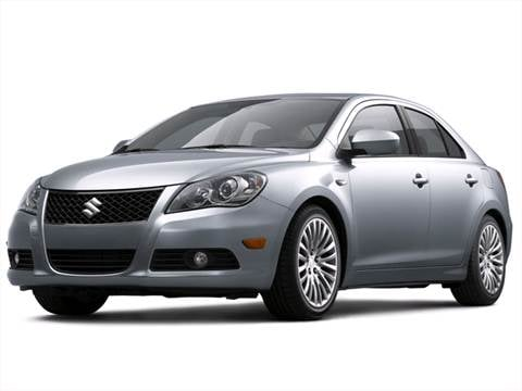 2011 Suzuki Kizashi S Sedan 4D  photo