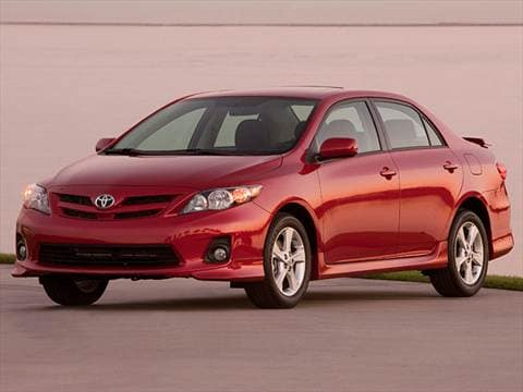 2011 Toyota Corolla LE Sedan 4D  photo