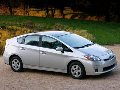 2011 Toyota Prius Three Hatchback 4D  photo