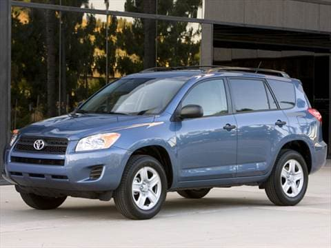 2011 Toyota RAV4 Sport Utility 4D  photo