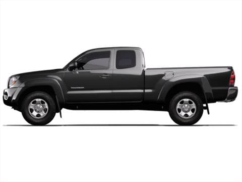 2011 Toyota Tacoma Access Cab Pricing Ratings Reviews Kelley