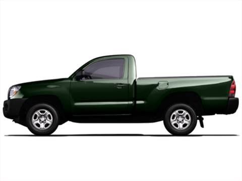 2011 toyota tacoma regular cab pricing ratings. Black Bedroom Furniture Sets. Home Design Ideas
