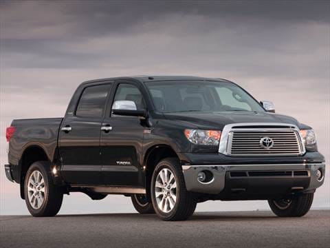 2011 Toyota Tundra CrewMax Pickup 4D 5 1/2 ft  photo