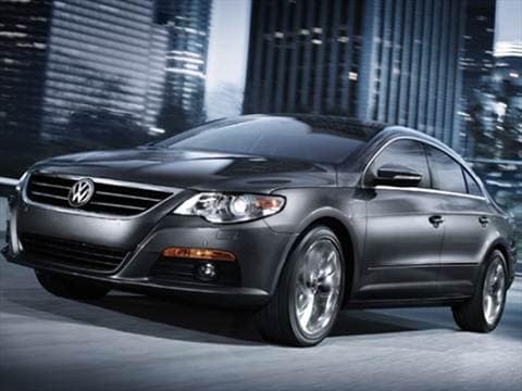 2011 Volkswagen CC Sport Sedan 4D  photo
