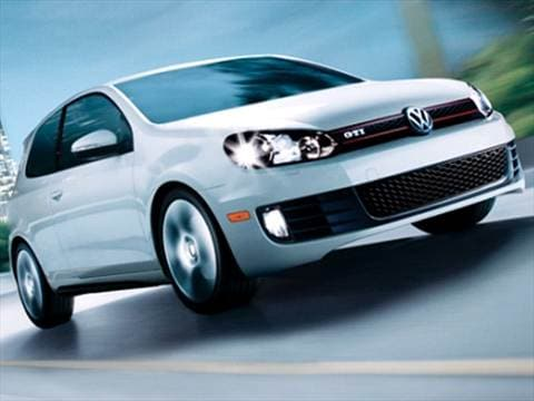 2011 Volkswagen GTI 2.0T Hatchback Coupe 2D  photo