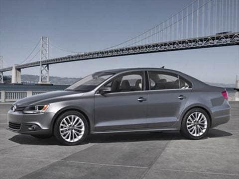 2011 Volkswagen Jetta S Sedan 4D  photo