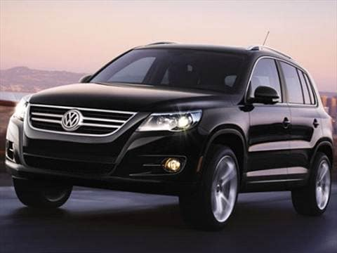 2011 Volkswagen Tiguan SE 4Motion Sport Utility 4D  photo