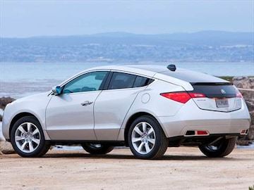 2012 Acura ZDX   Pricing, Ratings & Reviews   Kelley Blue Book