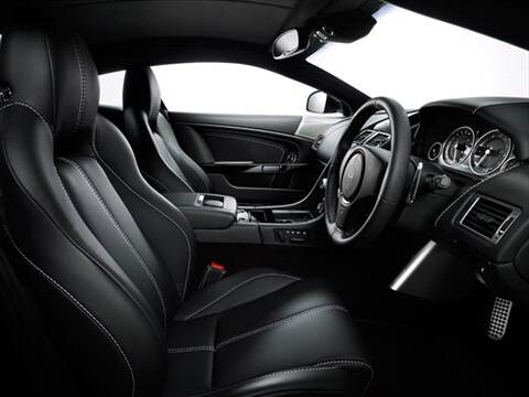 2012 aston martin db9 Interior