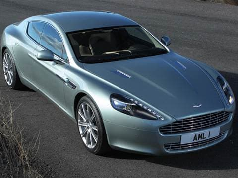 Aston Martin Rapide Pricing Ratings Reviews Kelley Blue Book