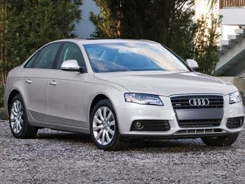 2012 audi a4 pricing ratings reviews kelley blue book. Black Bedroom Furniture Sets. Home Design Ideas