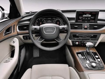 Audi A Pricing Ratings Reviews Kelley Blue Book - Audi a6 price