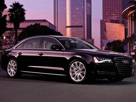 2012 Audi A8 Pricing Ratings Amp Reviews Kelley Blue Book