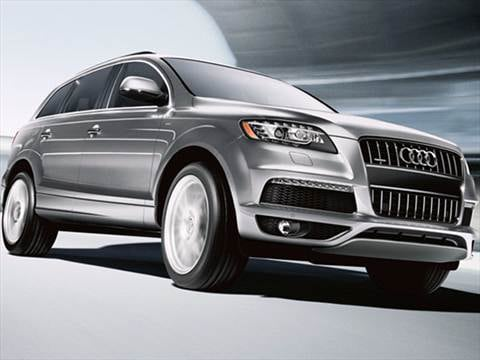 Audi Q Pricing Ratings Reviews Kelley Blue Book - How much is an audi q7
