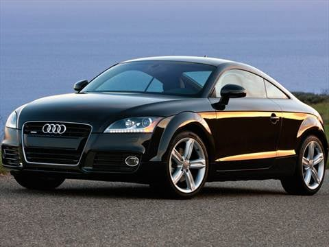 2012 Audi Tt Pricing Ratings Reviews Kelley Blue Book