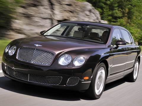 2012 Bentley Continental Flying Spur Sedan 4D  photo