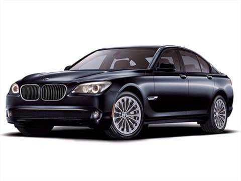 2012 BMW 7 Series 750i ActiveHybrid Sedan 4D  photo