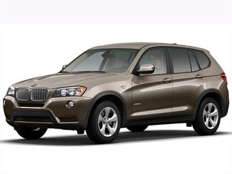 2012 BMW X3 xDrive28i Sport Utility 4D  photo