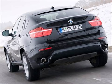 2012 BMW X6 | Pricing, Ratings & Reviews | Kelley Blue Book
