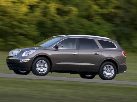 2012 Buick Enclave Sport Utility 4D  photo