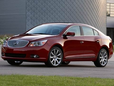 2012 buick lacrosse pricing ratings reviews kelley blue book. Black Bedroom Furniture Sets. Home Design Ideas