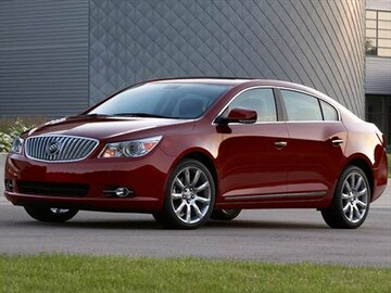 2012 buick lacrosse pricing ratings reviews kelley. Black Bedroom Furniture Sets. Home Design Ideas