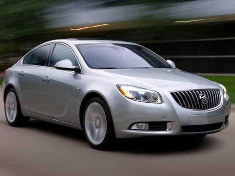 2012 Buick Regal Pricing Ratings Amp Reviews Kelley