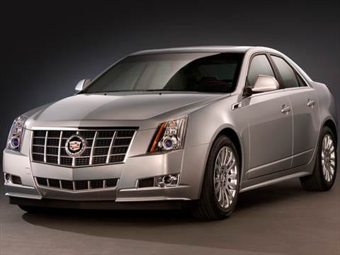 2012 Cadillac Cts Pricing Ratings Amp Reviews Kelley