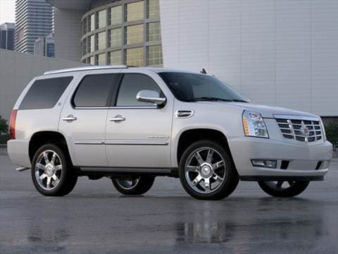 2017 Cadillac Escalade 21 Mpg Combined