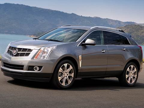 Kelley Blue Book Used Cars Trade In Value >> 2012 Cadillac SRX | Pricing, Ratings & Reviews | Kelley ...