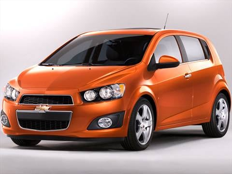 Blue Book Values >> 2012 Chevrolet Sonic | Pricing, Ratings & Reviews | Kelley Blue Book