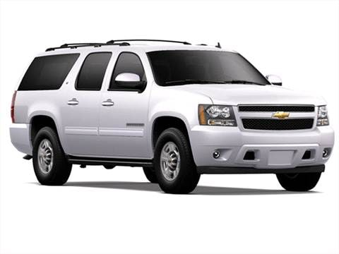 2012 Chevrolet Suburban 2500 LS Sport Utility 4D  photo