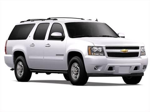 2012 Chevrolet Suburban 2500 | Pricing, Ratings & Reviews ...
