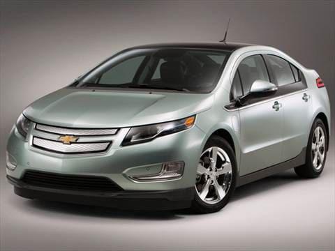 2012 Chevrolet Volt Sedan 4D  photo
