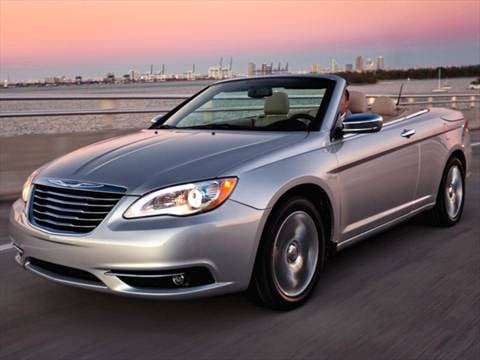 2012 Chrysler 200 Pricing Ratings Reviews Kelley Blue Book