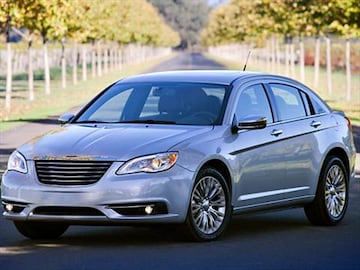 Chrysler 200 Mpg >> 2012 Chrysler 200 | Pricing, Ratings & Reviews | Kelley Blue Book