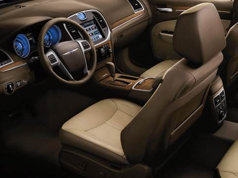 2012 chrysler 300 Interior